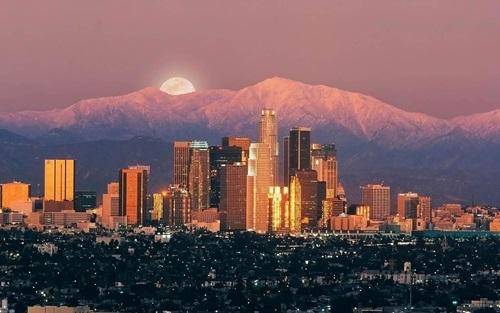 California Road Trip  Los Angeles