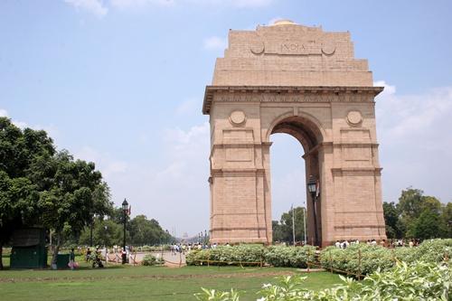 India Gate Characteristic Attractions in Delhi