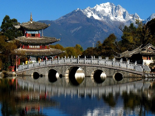Cultural Attractions in Exotic Asia  China