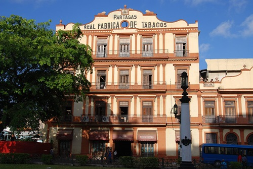 Five Wonders you must See When in Havana 2  Partagas Cigar Factory