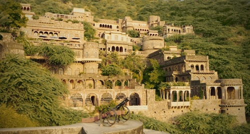 Photo of Haunted Places in India – Bhangarh and Shimla-Kalka Railway Line