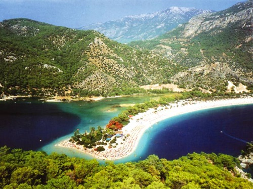 Hidden Lovely Pristine Beaches in Turkey Gemiler, Fethiye