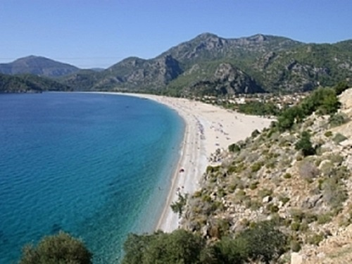 Hidden Lovely Pristine Beaches in Turkey  Hisaronu bay