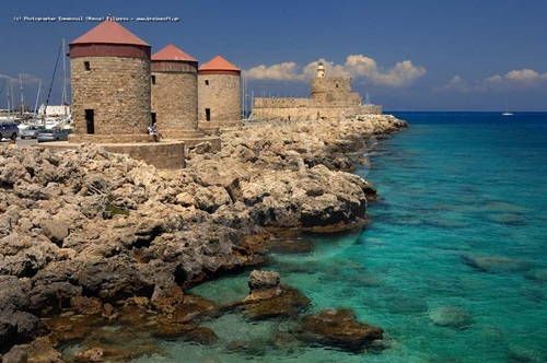 Most Amazing Beaches of the Mediterranean Sea   Island of Rhodes