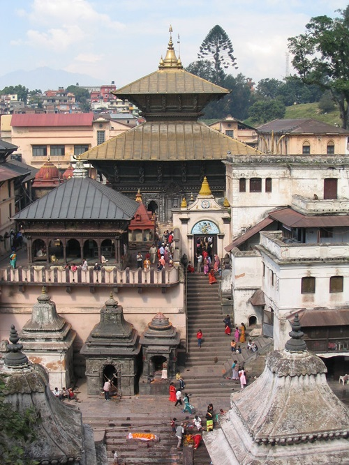 Places  Must See in Varanasi   Nepali Temple