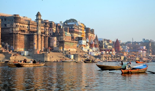 Photo of Best Places to See in Varanasi – Varanasi Ghats, Saint Mary's Church and Nepali Temple