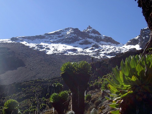 Places To See In kenya  Mount Kenya