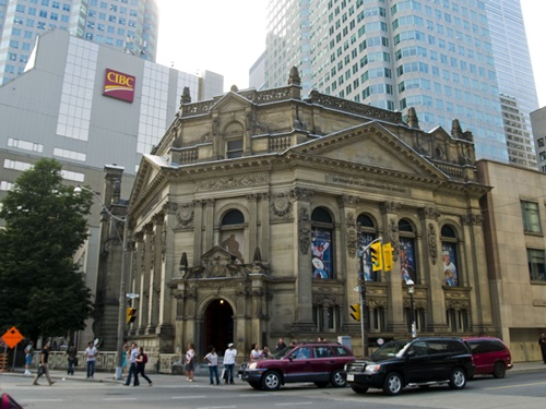 Places to Visit in toronto  Hockey Hall of Fame