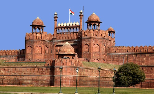 Red Fort Characteristic Attractions in Delhi