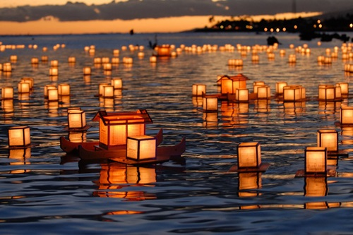 The Amazing Festivals in Japan