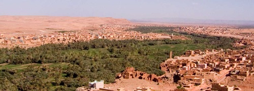 The Four Cities that Unfold the Moroccan Mystery  Dades Valley