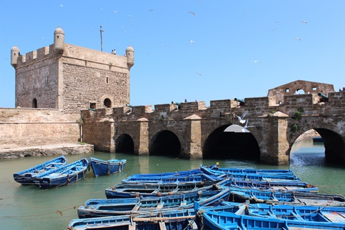 The Four Cities that Unfold the Moroccan Mystery  Essaouira