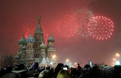 Photo of The New Year Celebrations around the World