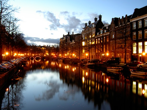 The most beautiful cities in the world  Amsterdam