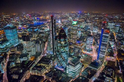 The most beautiful cities in the world  London