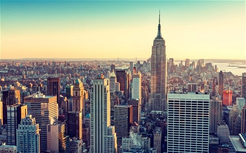 The most beautiful cities in the world  New York