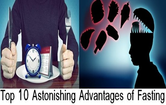 Photo of Top 10 Astonishing Advantages of Fasting