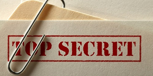 Top 10 secrets that you cannot know!