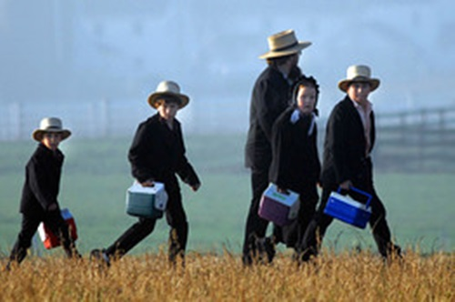 Top 10 weird facts about The Amish
