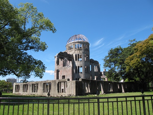 Top 6 Snapshot Spots in Japan   Hiroshima Peace Memorial