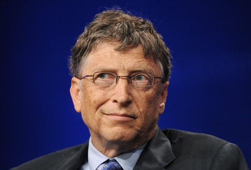 Top Ten Richest People In The World