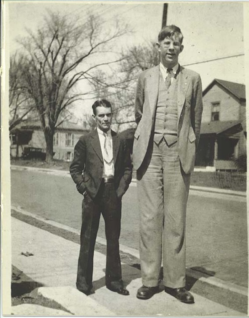Top Ten Tallest People That Ever Walked On Earth