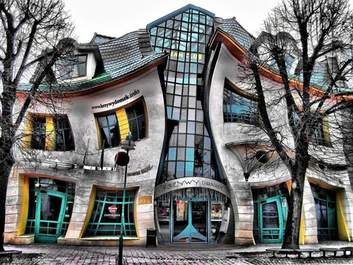 Photo of Top Ten World Most Creative and Beautiful Buildings