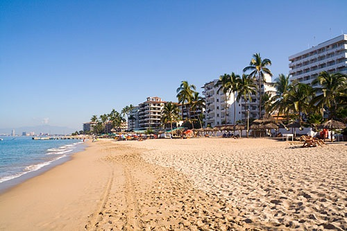 Vacation in Puerto Vallarta  Beaches