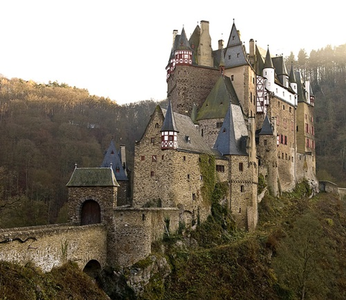 Photo of Wonderful Castles you Can See on the German Mosel River