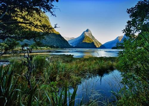 World National Parks  Fiordland National Park