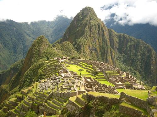 World National Parks  Machu Picchu