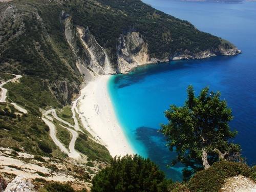 beaches in greece  Mytros, Kefalonia