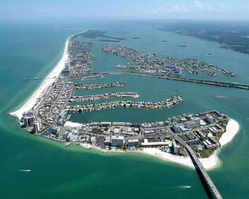 Best Beach Destinations in the US  Clearwater Beach, Florida