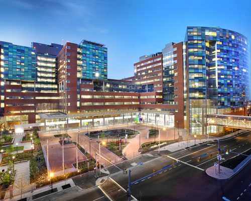 Best Five Hospitals in the US  John Hopkins Hospital, Baltimore