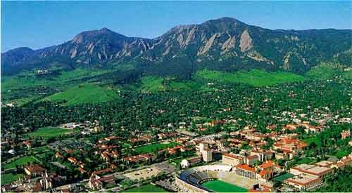 Best Five Livable Cities in the US  Boulder, Colorado