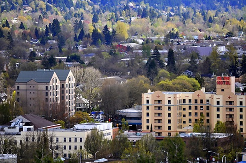 Best Five Livable Cities in the US  Eugene, Oregon