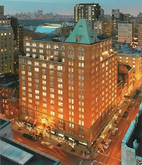 Best Hotels in New York  Mandarin Oriental Hotel, New York