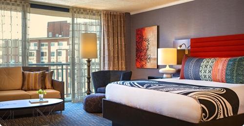 Best Hotels in Washington DC  Hotel Madera