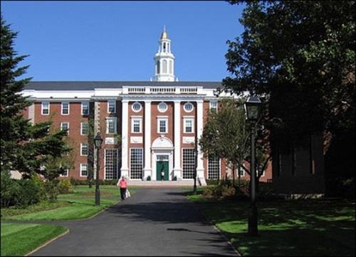 Best Law Schools in the US Harvard University, Cambridge