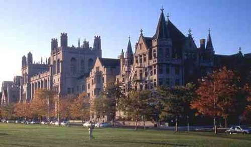 Best Law Schools in the US University of Chicago, Chicago, IL