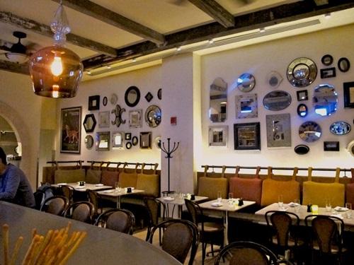 Best Ten Restaurants in Boston  Bistro Du Midi, Boylston St.