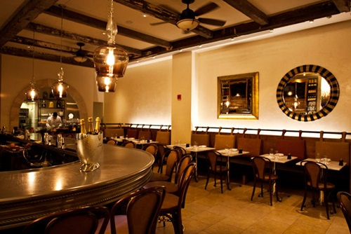 Best Ten Restaurants in Boston  Bistro Du Midi, Boylston St.