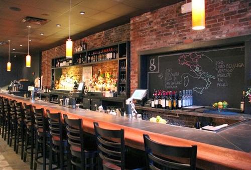 Best Ten Restaurants in Boston  Giulia