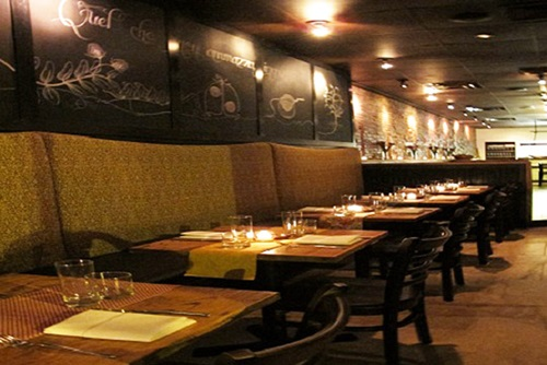 Best Ten Restaurants in Boston  Giulia