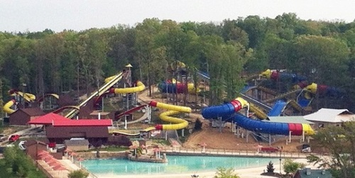 Holiday World and Splashin' Safari, Santa Clause, Indiana