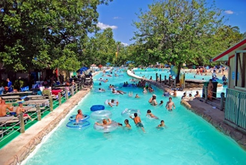 Best Water Parks in the US  Schlitterbahn New Braunfels, Texas