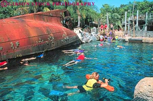 Best Water Parks in the US  Typhoon Lagoon, Orlando, Florida