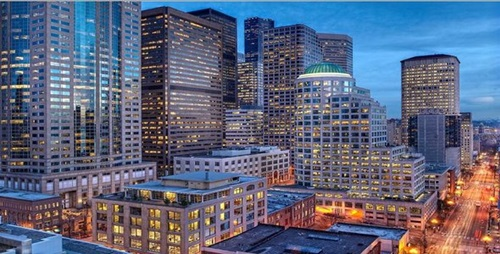 Best and most luxurious hotels in the US  Four Seasons Hotel Seattle, Seattle