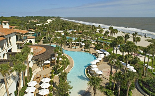 Best and most luxurious hotels in the US  The Lodge at Sea Island  Sea Island
