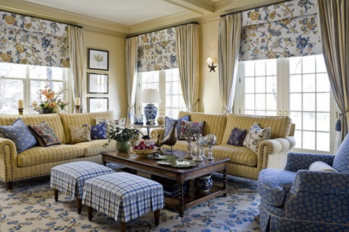 Photo of Country Curtains Designs for Different Rooms
